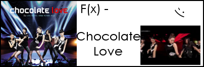 110-Chocolate Love (Electronic ver.)