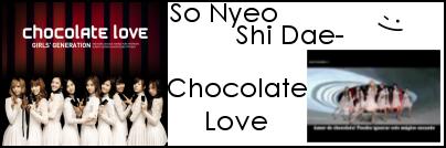 111-Chocolate Love (Retro ver.)